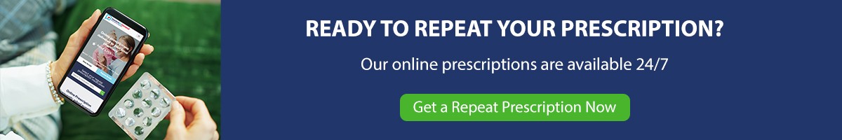 Repeat your prescription online