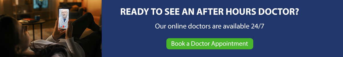 After hours online doctors